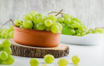 Quels sont les bienfaits du raisin blanc pour l'Homme ?